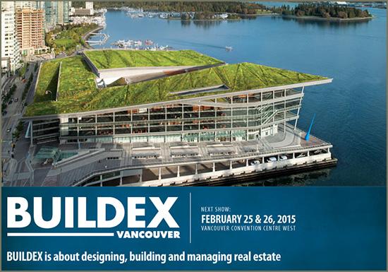 Buildex Vancouver 2015